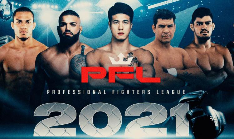 PFL to start 2021 season