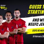 predict the hero NEUFC jersey