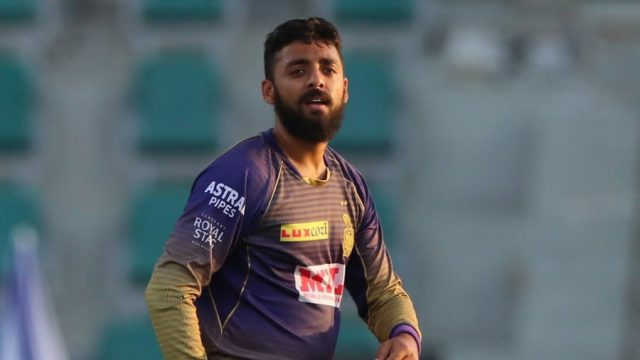 Varun Chakravarthy was selected in the Indian T20I