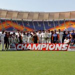 The victorious Indian cricket team