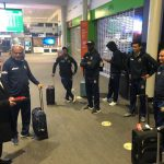 Bangladesh arrived in New Zealand