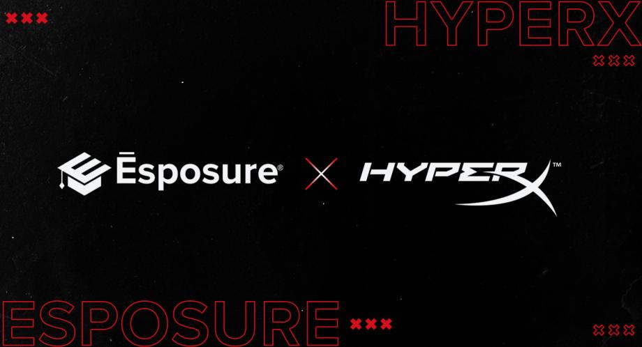 Latest eSports mashup sees HyperX