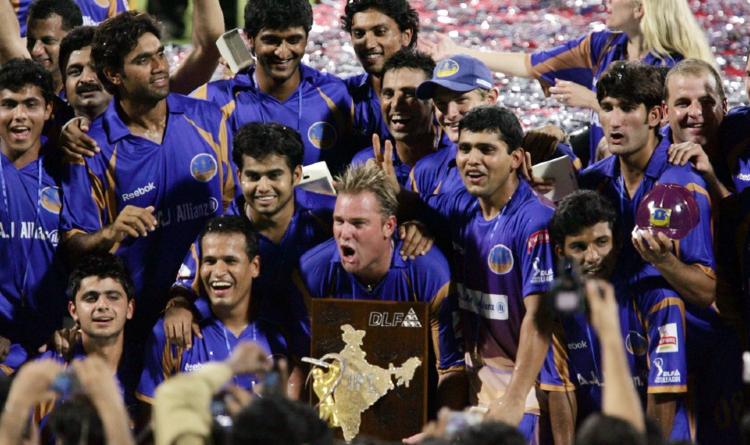 Rajasthan Royals 2008