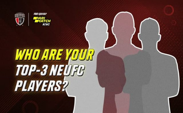 TOP 3 NEUFC Players