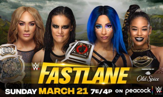 Shayna Baszler & Nia Jax to take on Sasha Banks & Bianca Belair