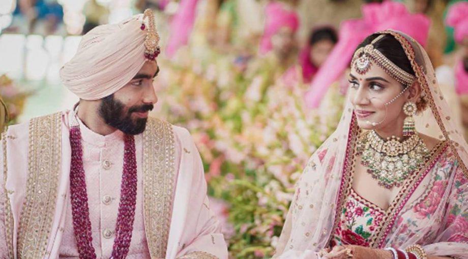 jasprit bumrah wedding 1200