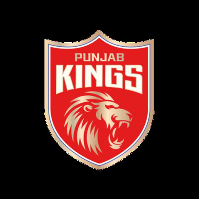 Punjab Kings club logo