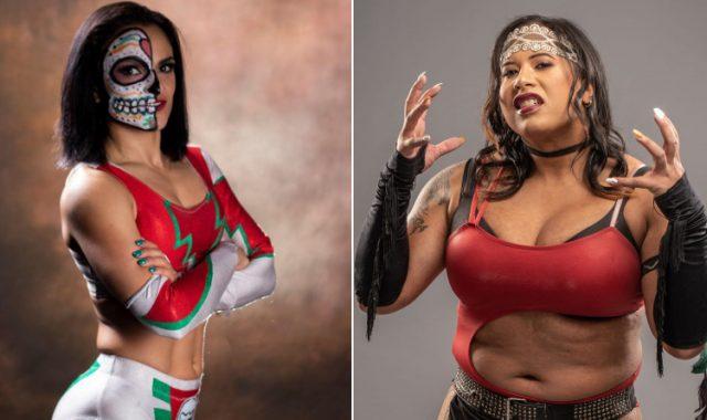 Nyla Rose to face Thunder Rosa