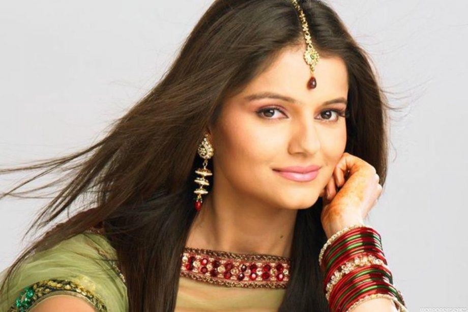 """Rubina Dilaik on the sets of """"Shakti Astitva ke Ehsaas Ki"""""""