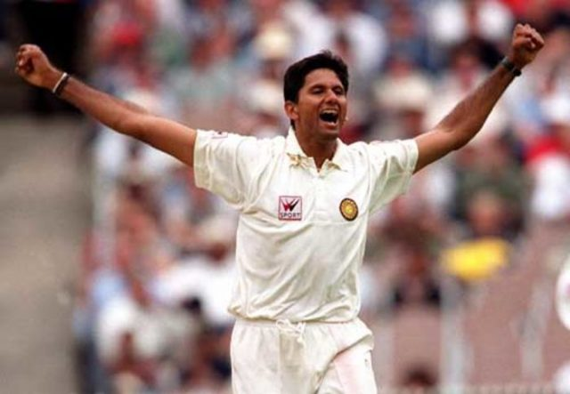Venkatesh Prasad was one of India's key bowlers in the 1990s
