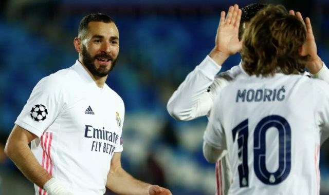 Benzema and Modrić have been playing together for almost 10 years