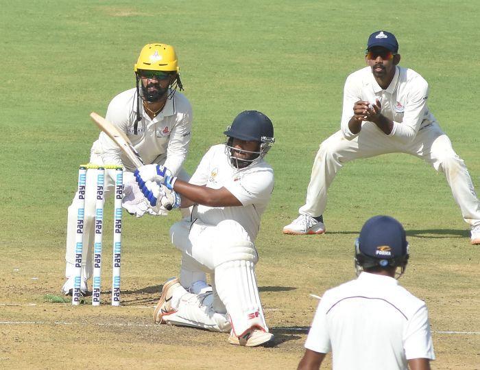 Shams Mulani has been a regular member of the Mumbai cricket team