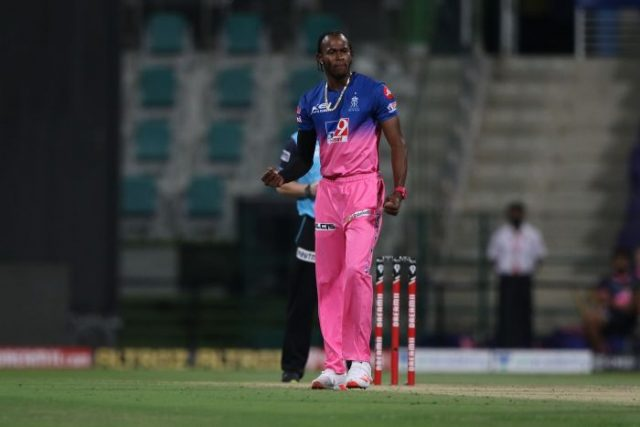 Jofra Archer has been nursing two separate injuries over the past few months