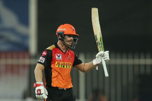 David Warner achieved the feat in the Match No 6 of the ongoing IPL 2021 tournament