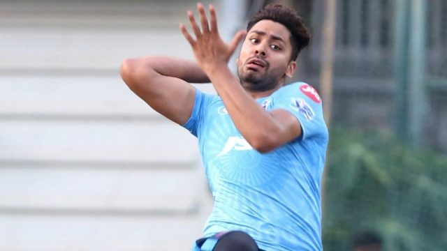 Avesh Khan IPL
