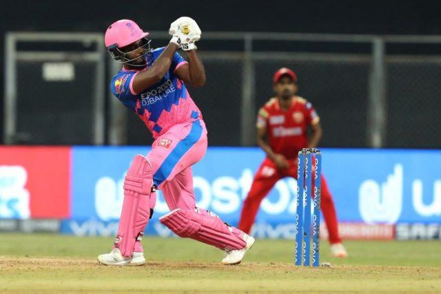 Sanju Samson's stunning century went in vain in a high-scoring contest in IPL 14