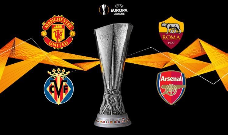 Europa League semi finals the teams UEFA Europa Le
