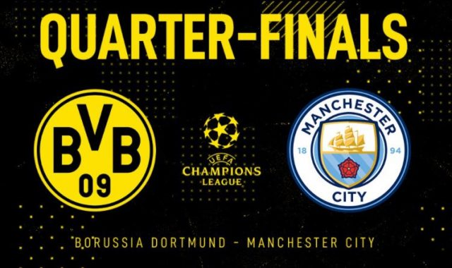 Manchester City vs Borussia Dortmund: Prediction and Preview