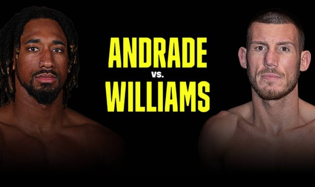 andrade williams analysis