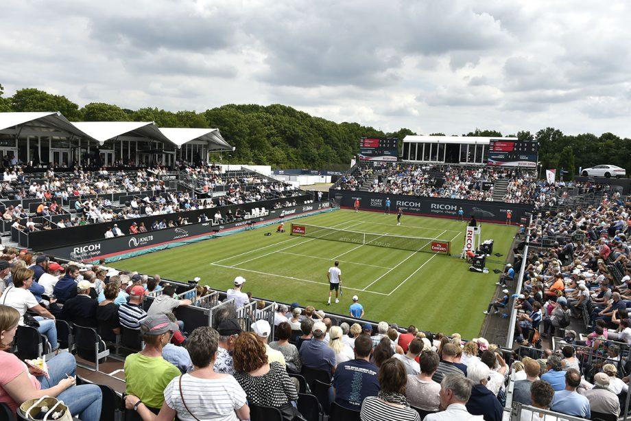 tennis courts in  s hertogenbosch