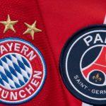 the fc bayern munich and paris saint germain club