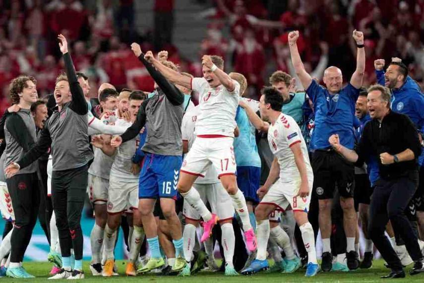 Denmark win Euro AP