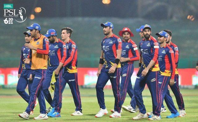 Karachi team