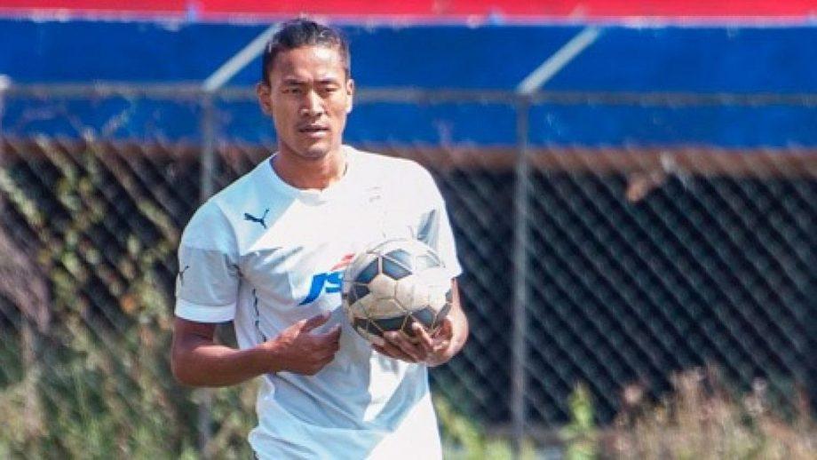 Salam Ranjan Singh BengaluruFC 1