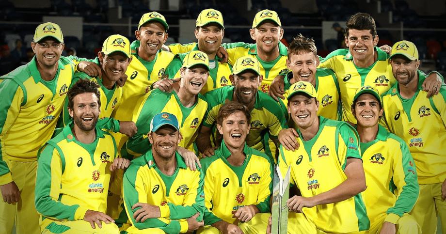 Australia limited-overs regulars