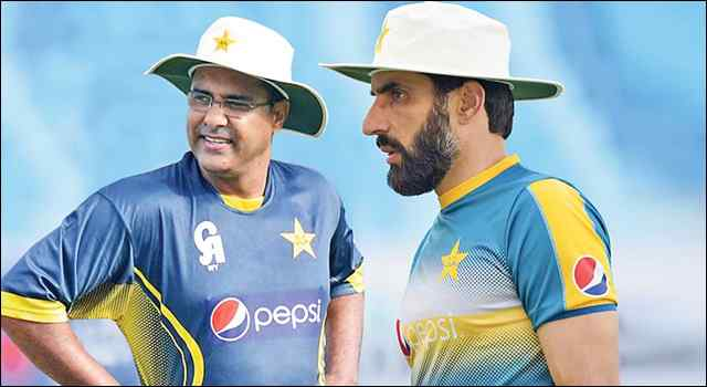 Misbah ul Haq and Waqar Younis Resign From Coaching Roles