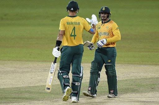 South Africa beat Sri Lanka