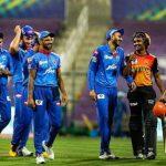 Delhi Capitals and Sunrisers Hyderabad