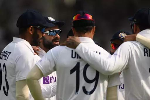 India - England