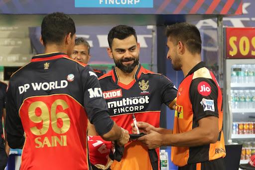 Usman Malik asks Virat Kohli